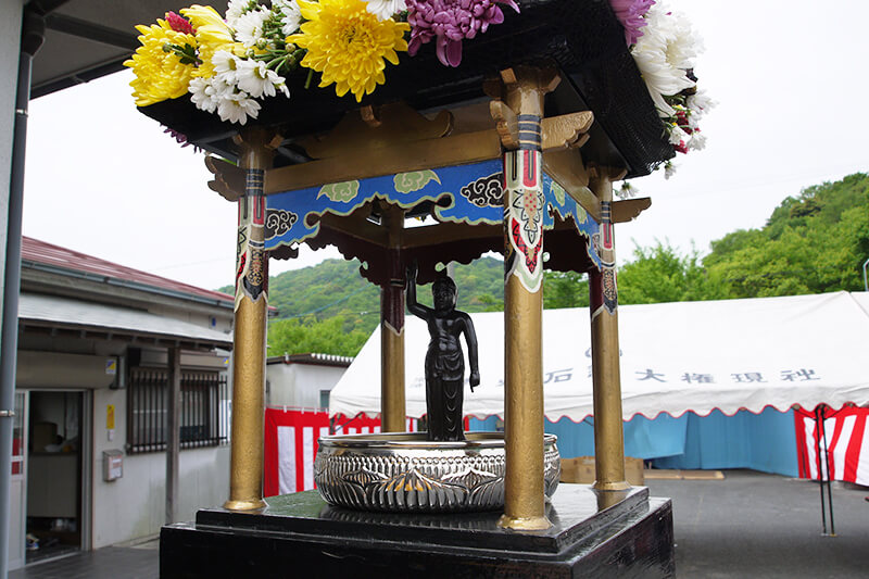 照徳霊園 春祭り - 5月 第2日曜日 午前11時